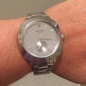 Kate Spade Watch - Silver